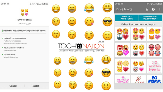 iphone emoji on android how to get iphone emojis for android phones no root 15253