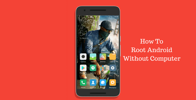 application that can root android