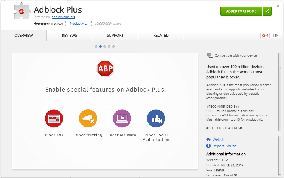 uBlock Origin vs Adblock Plus: Which Is A Better Adblocker 2019