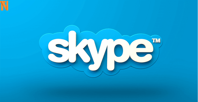 collaborate with skype