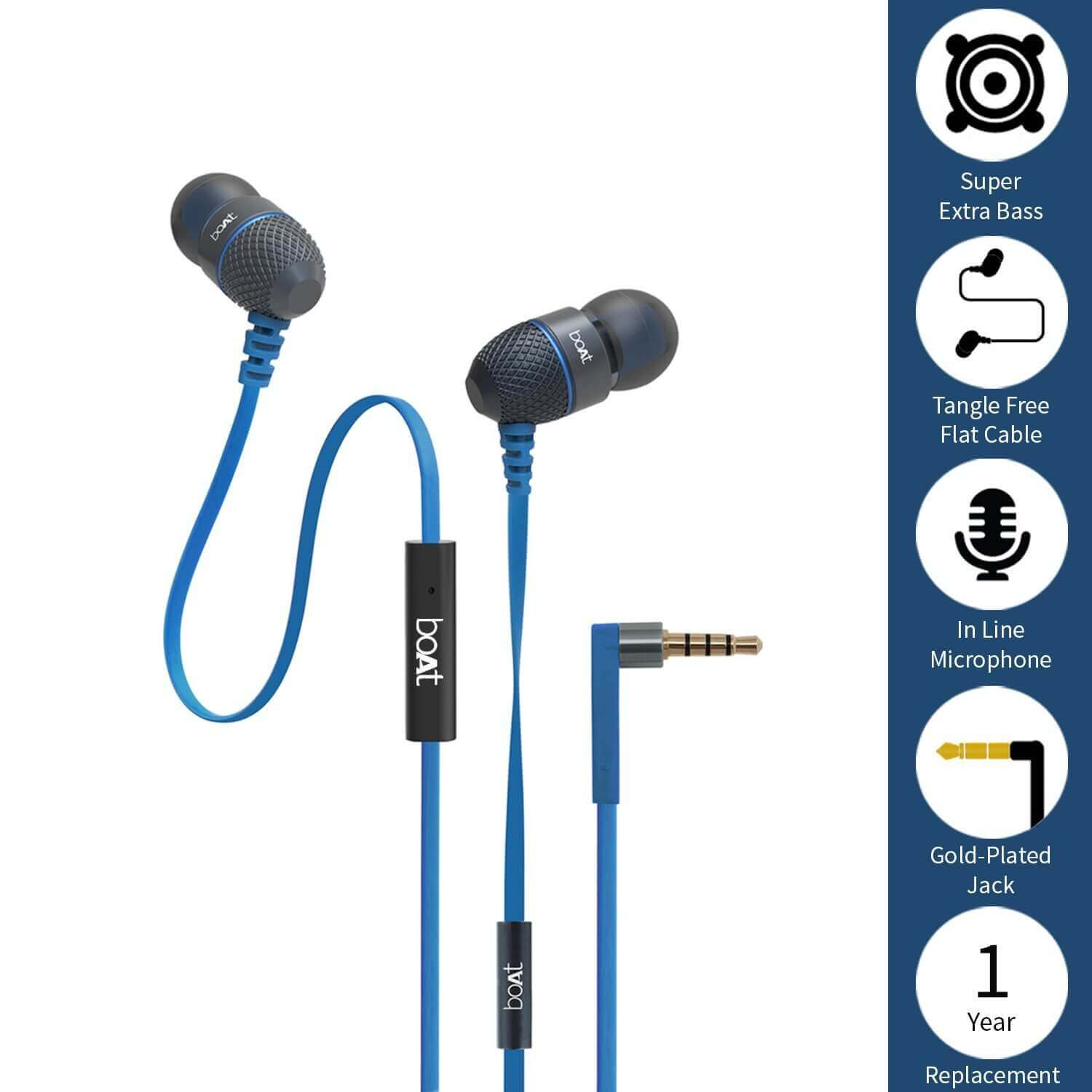 be7ffb841ef 10 Best Earphones Under 500 Rupees with Mic (Bass & Clarity) 2019