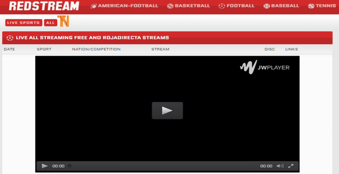 football streaming sites