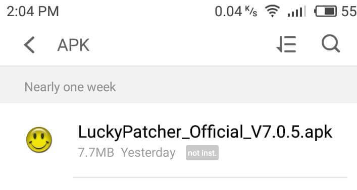 lucky patcher without root