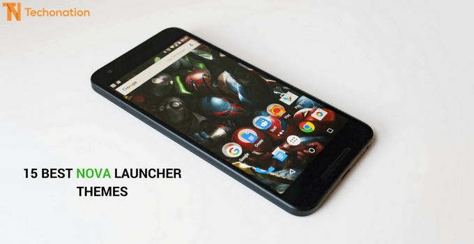 15 Best Nova Launcher Themes & Setups (Cool Icon Packs) 2019