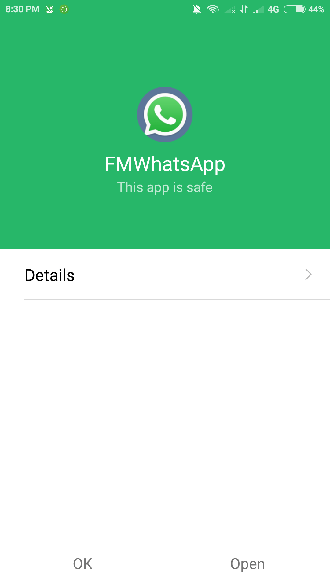 FMWhatsapp download