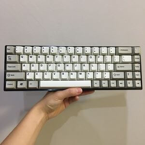 mechanical keyboard 60 percent