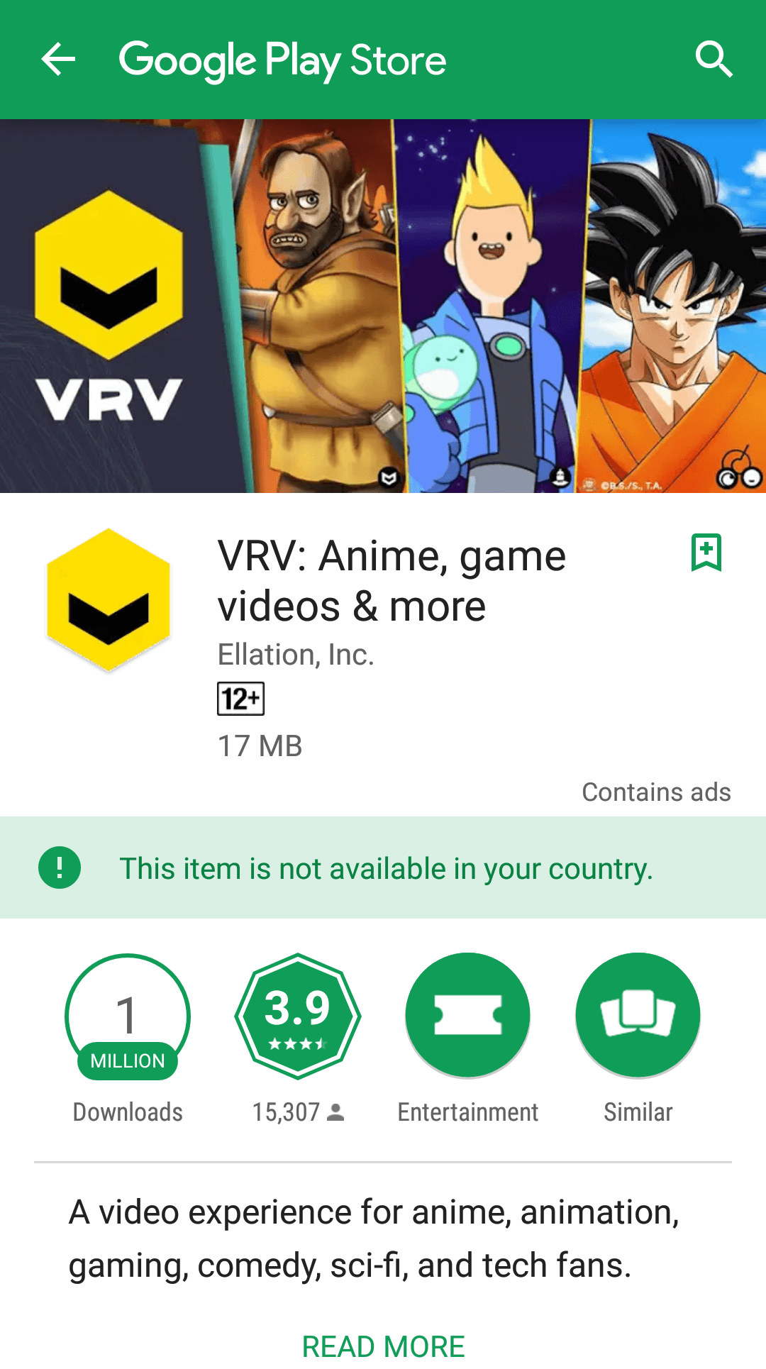 VRV Is One Of The Best Anime Streaming Apps For Lovers If Youre Planning To Subscribe Any These Channels