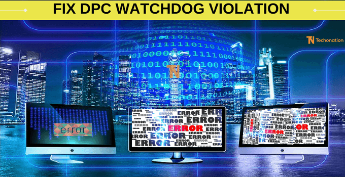 fix dpc watchdog violation