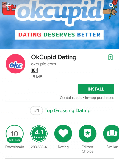 Good hookup apps