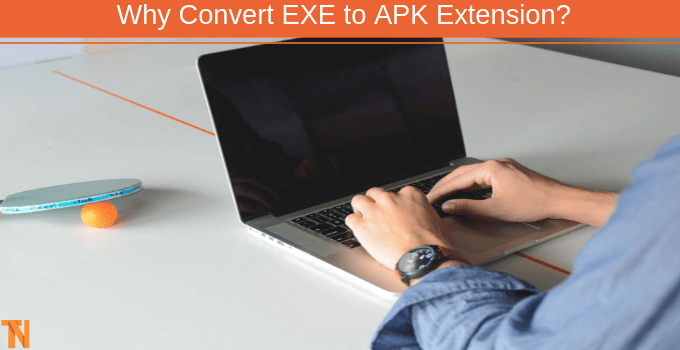 how to convert exe to apk file on android mobile