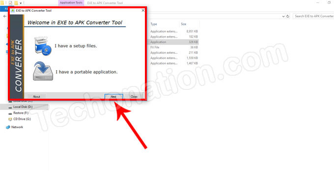 apk to exe converter software