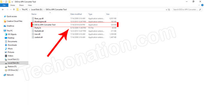 download change my software exe to apk converter tool