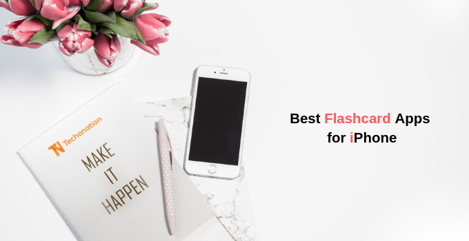 7 Best Flashcard Apps for iPhone to Make Flashcards (FREE) 2019