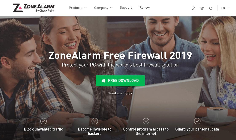7 Best Firewall for Windows 10/8/7 PC (FREE) 2019