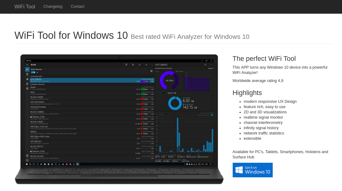 10 Best WiFi Analyzer for Windows 10/8/7 (Updated) 2019
