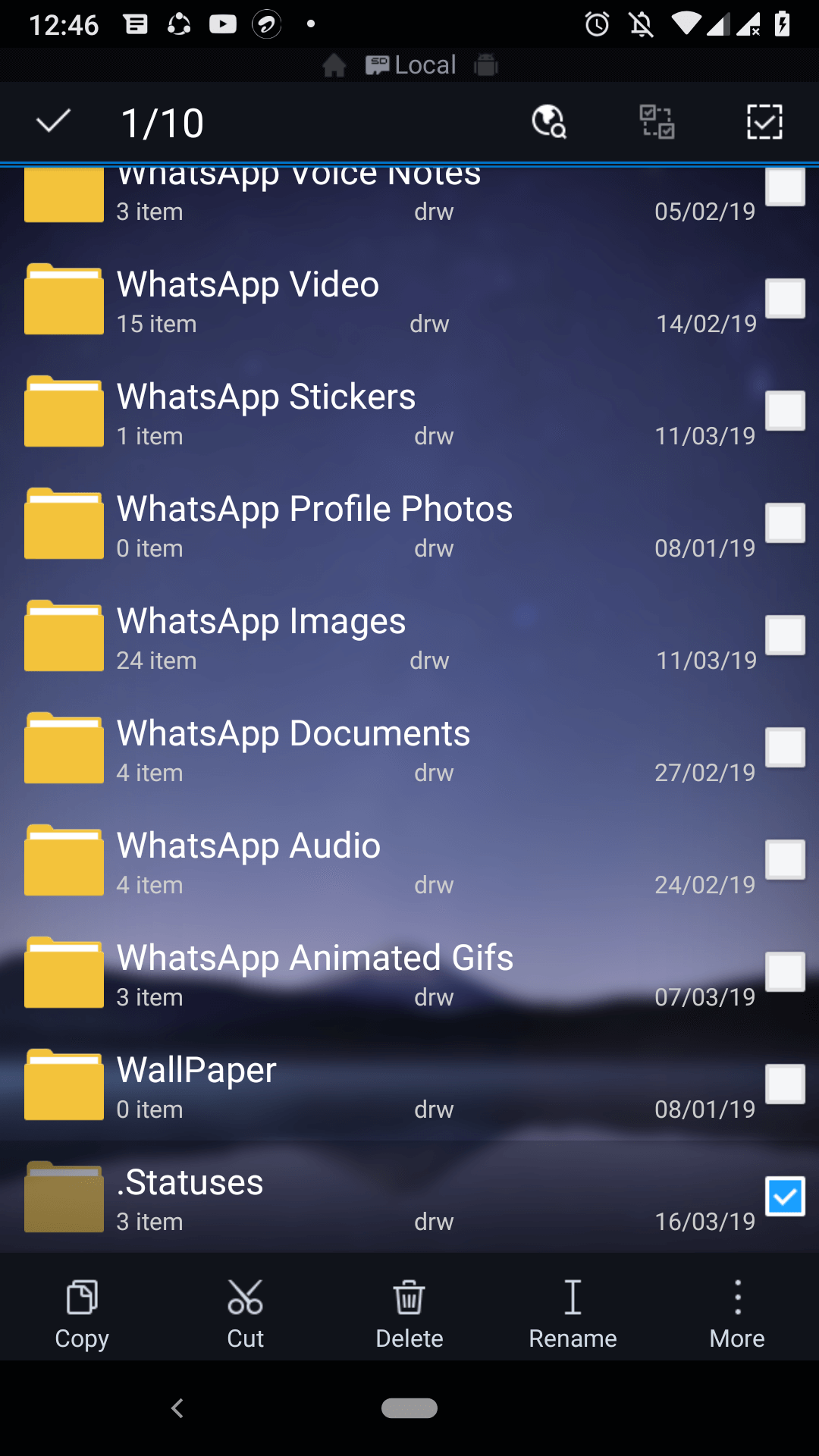 whatsapp stories download