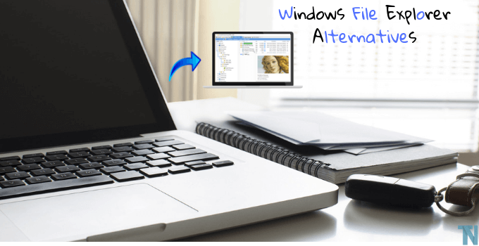 windows explorer alternatives