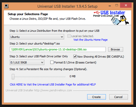 free usb bootable software