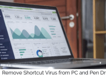 remove shortcut virus from pc and pen drive