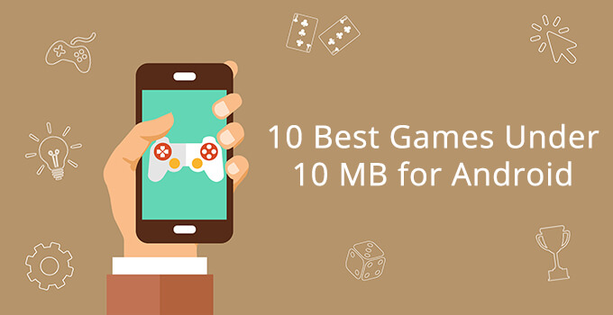 best games under 10 MB