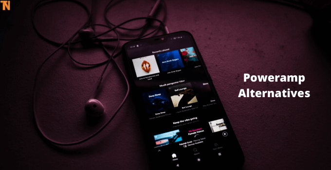 best poweramp alternatives